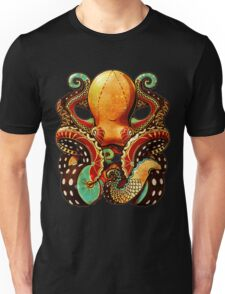 the octopus Unisex T-Shirt