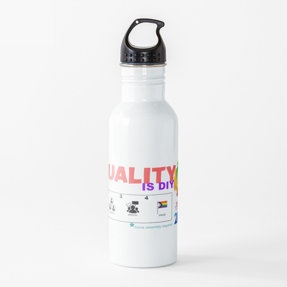 RRPPride2020 Water Bottle