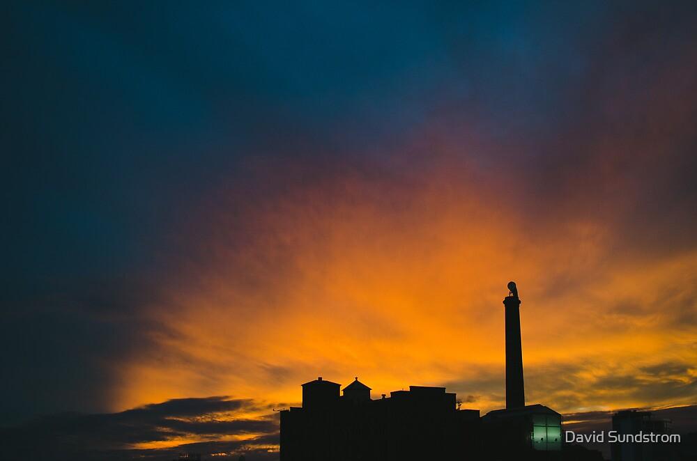 Sunset #2 by David Sundstrom