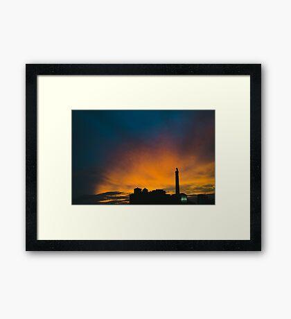 Sunset #2 Framed Print