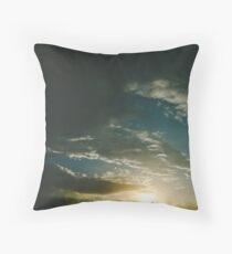 Sunset #3 Throw Pillow