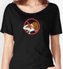 No Guinea Pig Women's Relaxed Fit T-Shirt