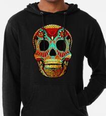 Grunge Skull No.2 Leichter Hoodie
