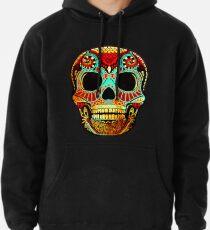Grunge Skull No.2 Hoodie