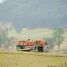 Country Shack, Cobargo by Peter Brandt