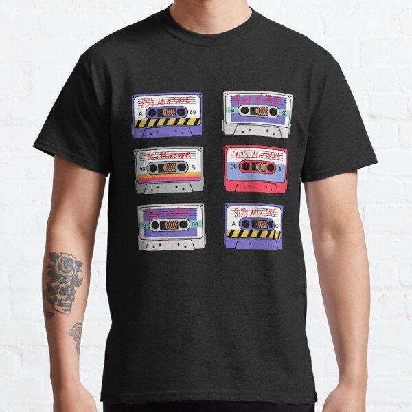 Mix Tapes Classic T-Shirt