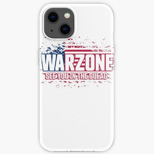 Warzone Merch American Flag - Ruf der Pflicht iPhone Flexible Hülle