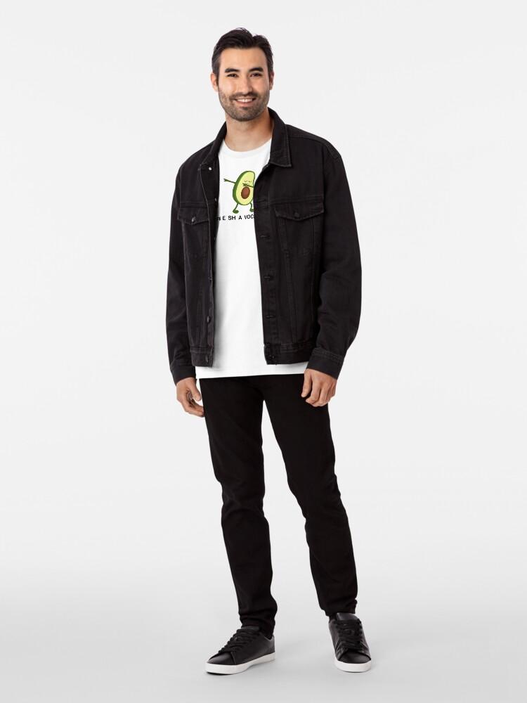 Alternate view of Fresh avocado  Premium T-Shirt