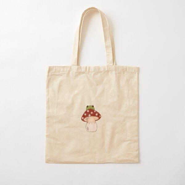Pilz Baumwolltasche