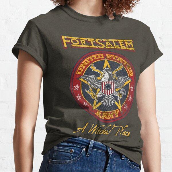 Fort Salem Distressed Classic T-Shirt