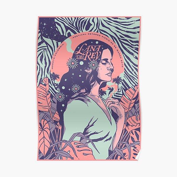 Affiche Art Lana Poster