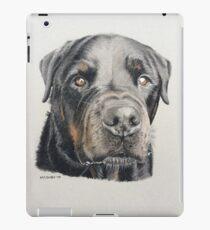 Max the beautiful Rottweiler iPad Case/Skin