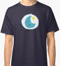 Bedtime Bear - Carebears - cartoon logo Classic T-Shirt