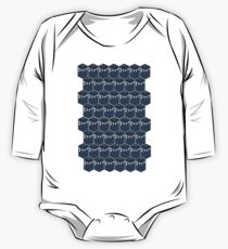 Timey-Wimey Tessellation One Piece - Long Sleeve