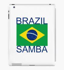 Brazil Samba iPad Case/Skin