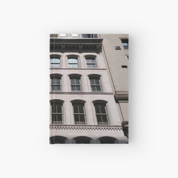 Apartment, New York, Manhattan Hardcover Journal