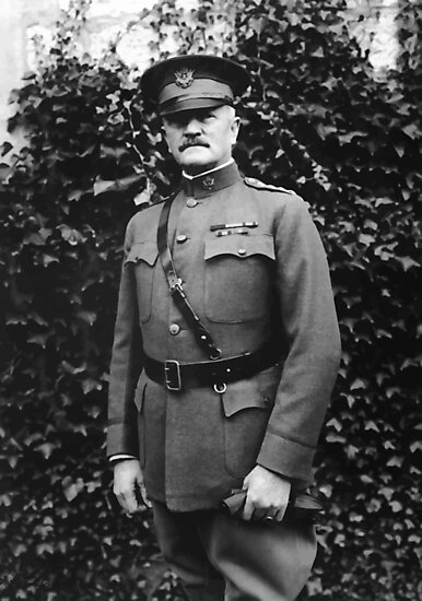 General John J. Pershing  by warishellstore