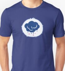 Grumpy Bear - Carebears - cartoon logo Unisex T-Shirt