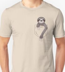 Pocket Sloth Unisex T-Shirt