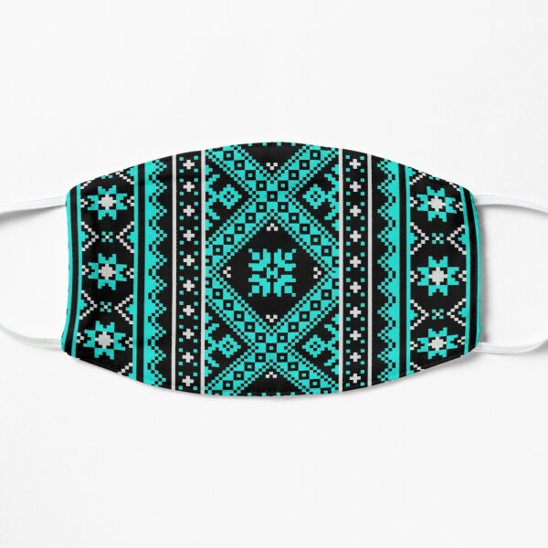 #Ukraine #Pattern - Ukrainian Embroidery: вишивка, vyshyvka #UkrainianPattern #UkrainianEmbroidery Mask