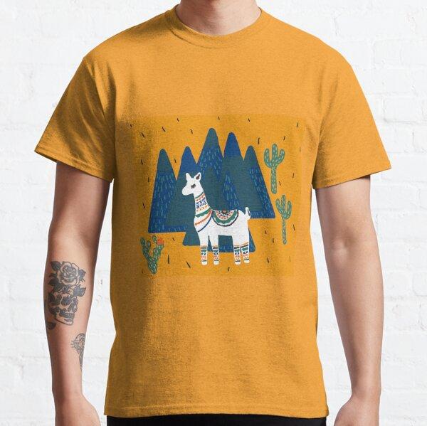 Llama land Classic T-Shirt