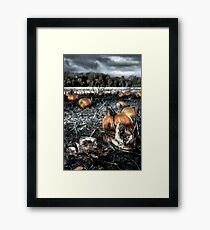 Patch Framed Print