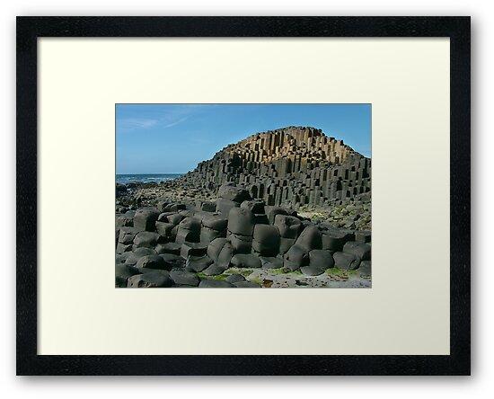Giant's Causeway by Adrian McGlynn
