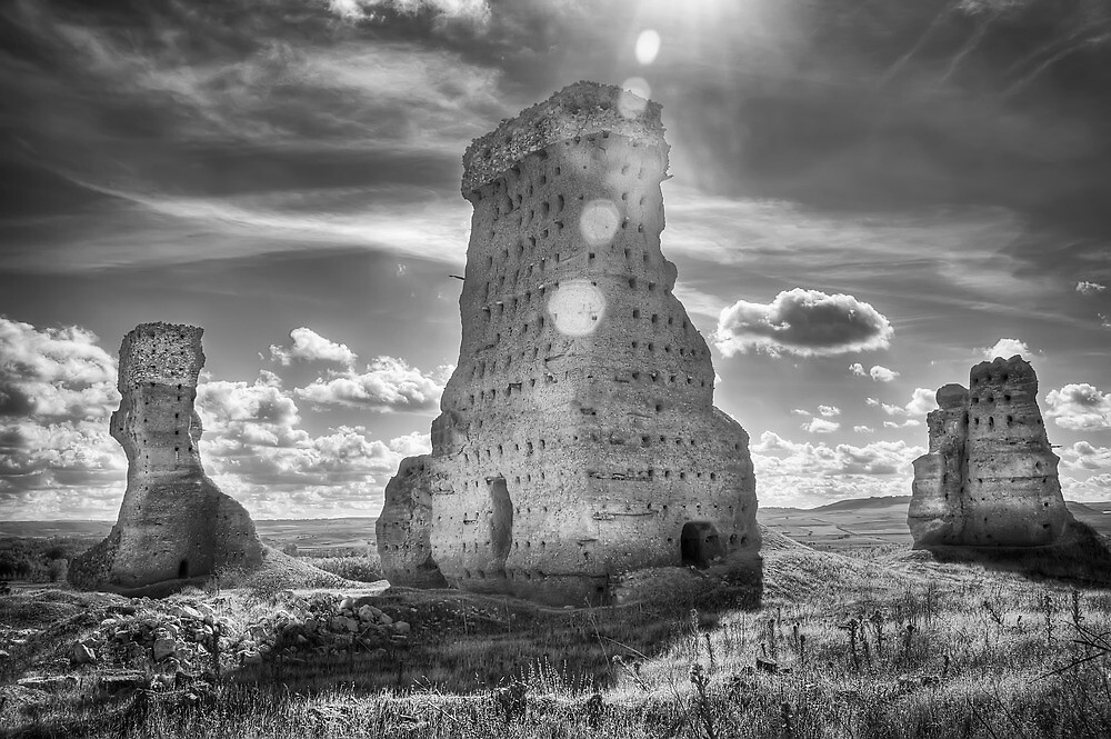 Landscapes of Spain by Unai Ileaña