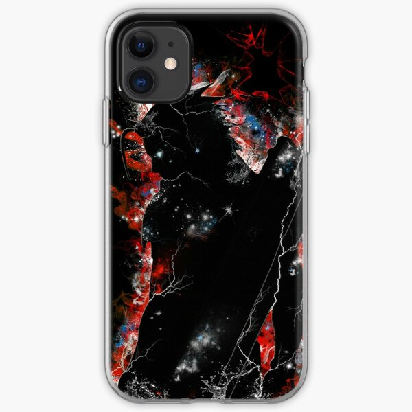 Zack Power of Blood iPhone Soft Case