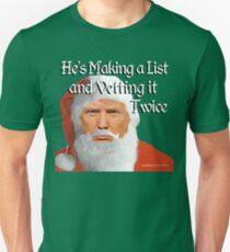 Trump Santa Unisex T-Shirt
