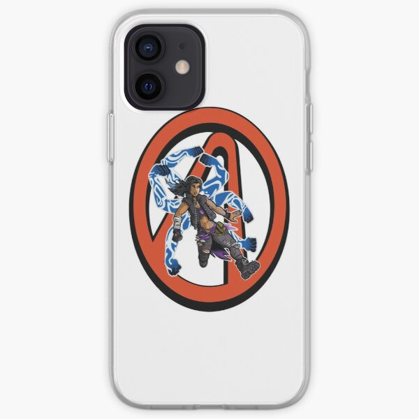 Amara The Siren Vault Symbol Borderlands 3 The Tiger of Partali iPhone Soft Case