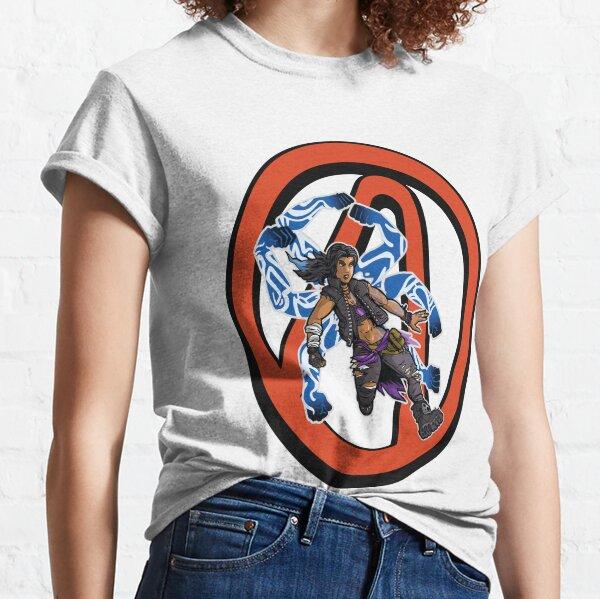 Amara The Siren Vault Symbol Borderlands 3 The Tiger of Partali Classic T-Shirt