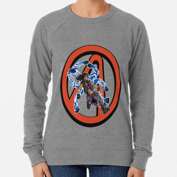 Amara The Siren Vault Symbol Borderlands 3 The Tiger of Partali Lightweight Sweatshirt