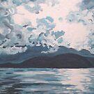 Variations_Blue Mountain No.2 by Morgan Ralston