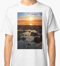 paradise at rocky beal beach Classic T-Shirt