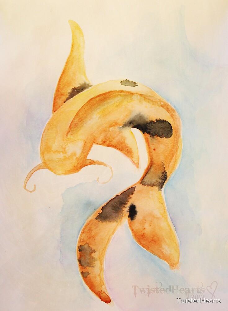 Koi Swirls. by TwistedHearts