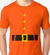 Halloween costume Santa suit ho ho ho  Unisex T-Shirt