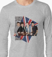 UNION J Long Sleeve T-Shirt