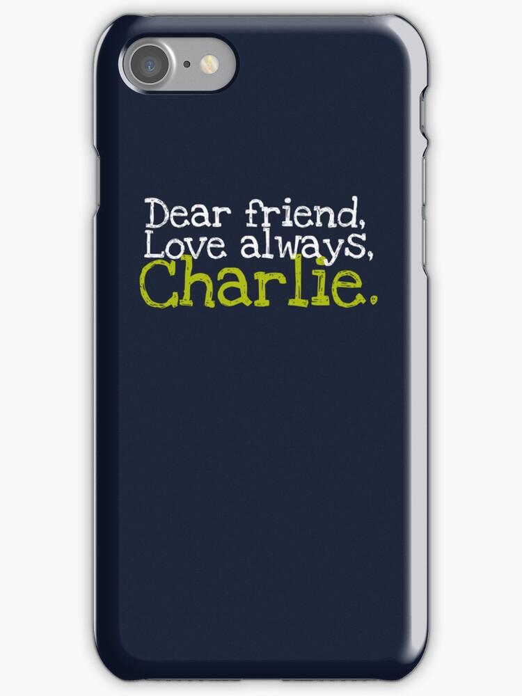 Dear friend. by CFletch85