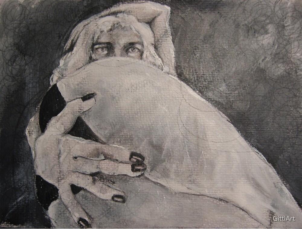IN THE FLESH by GittiArt