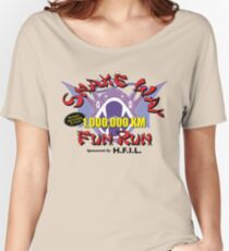 Snake Way Fun Run Women's Relaxed Fit T-Shirt