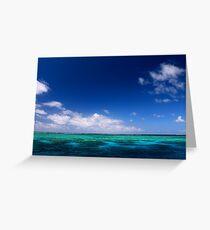 MCC Great Barrier Reef Greeting Card