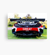 Visit Britain; and buy your very own Maclaren  Canvas Print