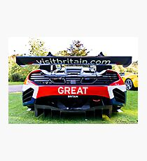 Visit Britain; and buy your very own Maclaren  Photographic Print