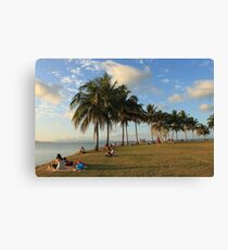 MCC Port Douglas Canvas Print