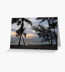 MCC Oak Beach Far North Queensland Greeting Card