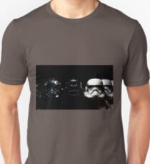 By Air, By Land Or A Hidden Force T-Shirt