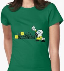 Walters laboratory Womens Fitted T-Shirt