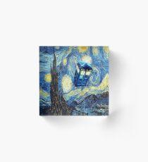 Bloque acrílico van Gogh