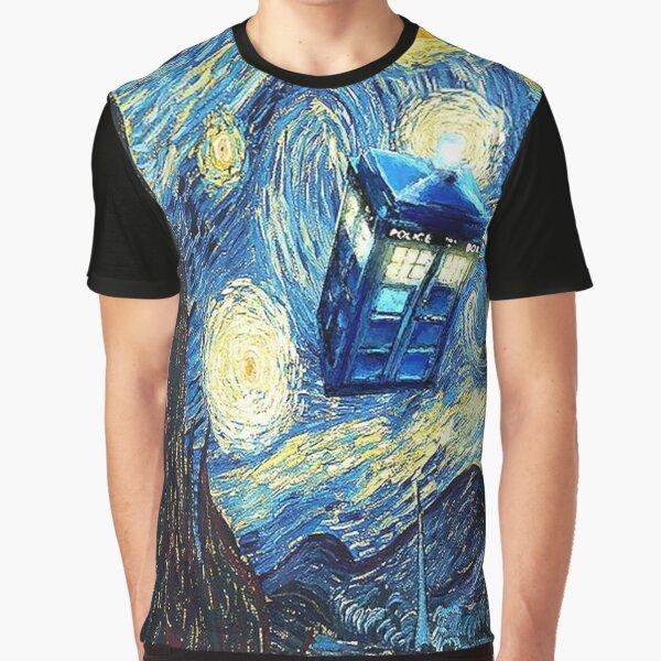 Van Gogh Graphic T-Shirt